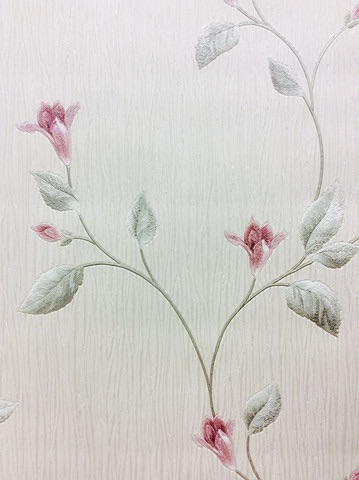 TUSCANY FLORAL PINK/CREAM