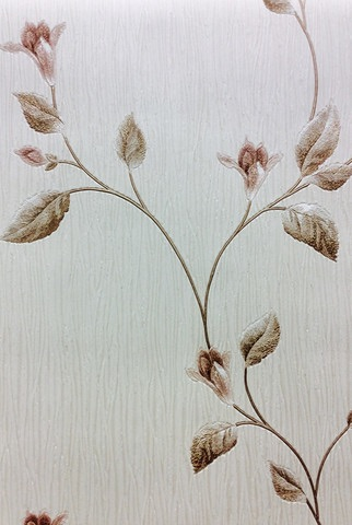 TUSCANY FLORAL COPPER/CREAM