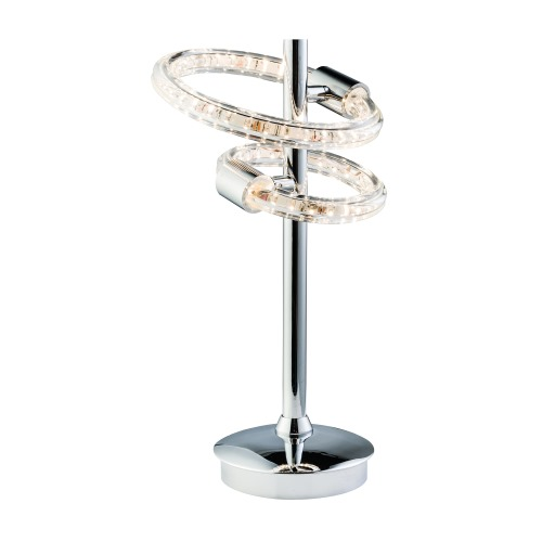 NOLTE LED CHROME TABLE LAMP