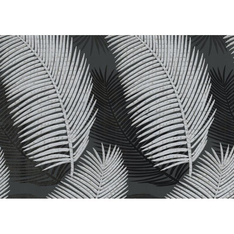 ROYAL PALM BLACK / SILVER