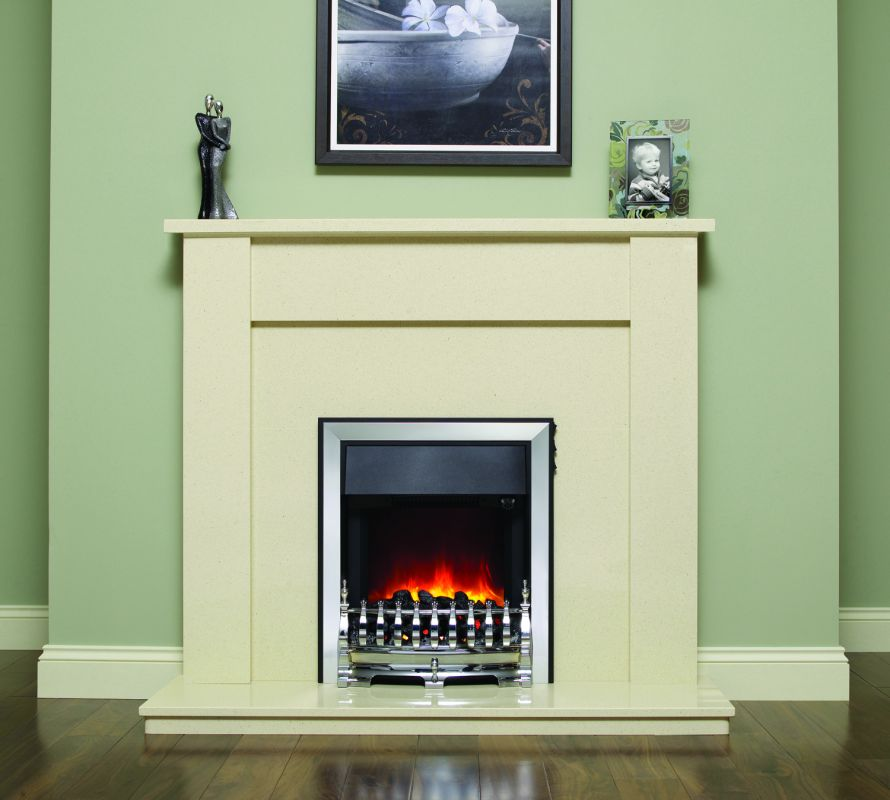 ELDA MARFIL MICRO MARBLE SURROUND