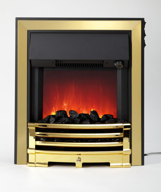 ASPEN 2KW LED ELECTRIC FIRE