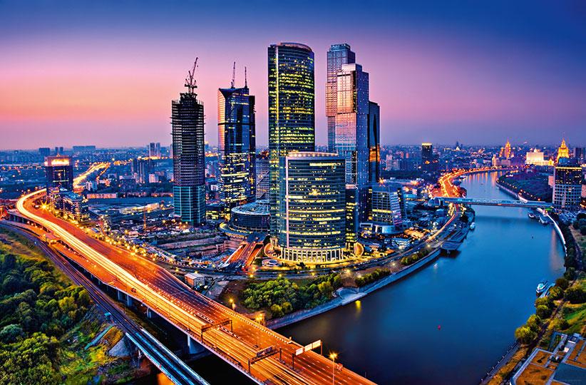 MOSCOW TWILIGHT