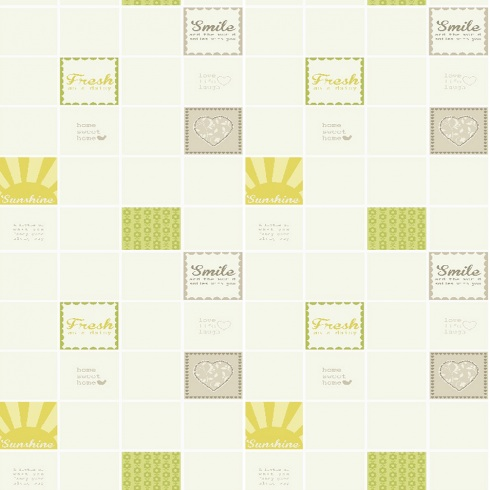 SMILE TILE CITRUS