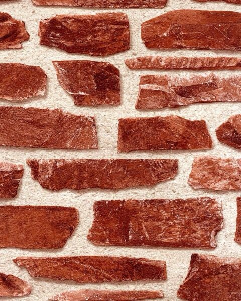 BRICKWORK RED