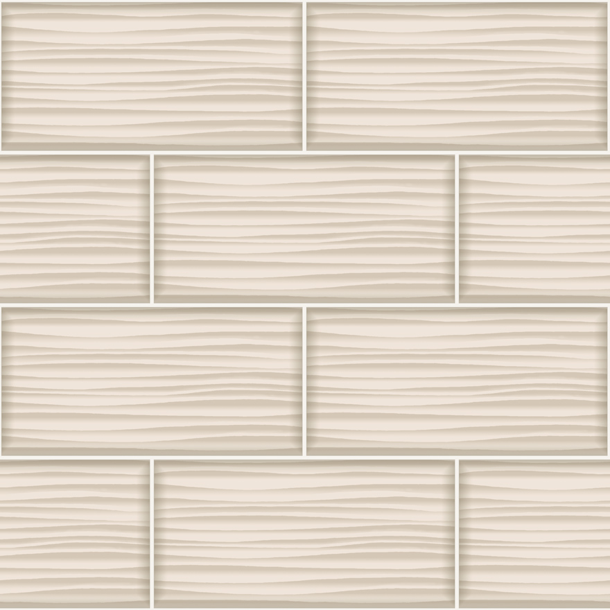 WAVE TILE NATURAL