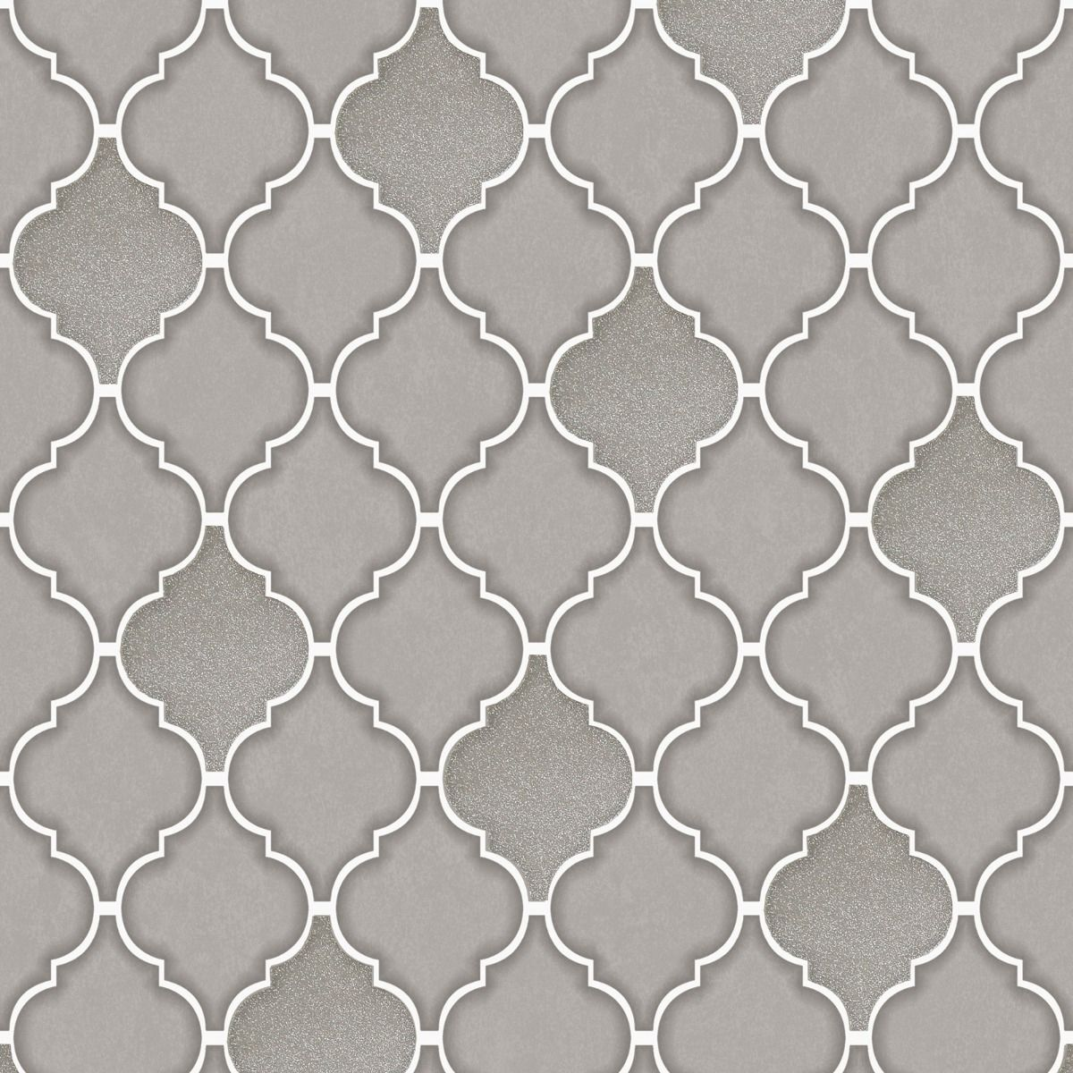 TRELLIS TILE GREY