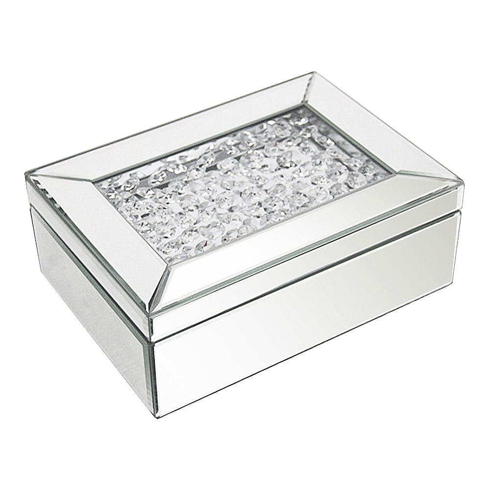 FLOATING CRYSTAL JEWELRY BOX