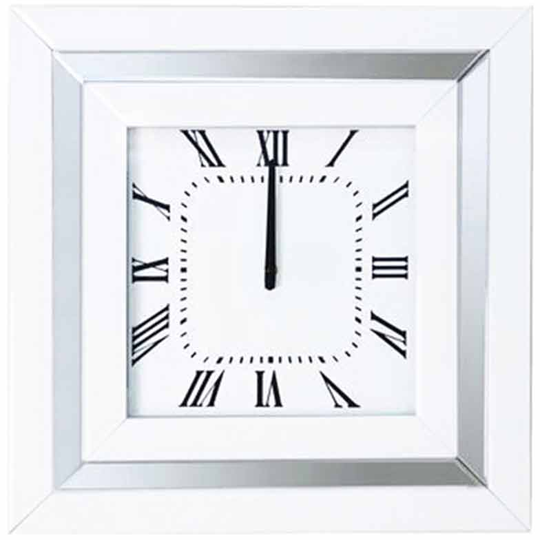 LONDON WHITE WALL CLOCK