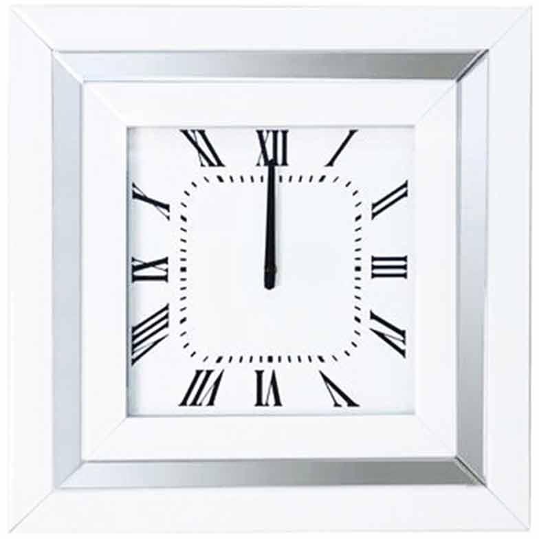 LONDON WHITE WALL CLOCK