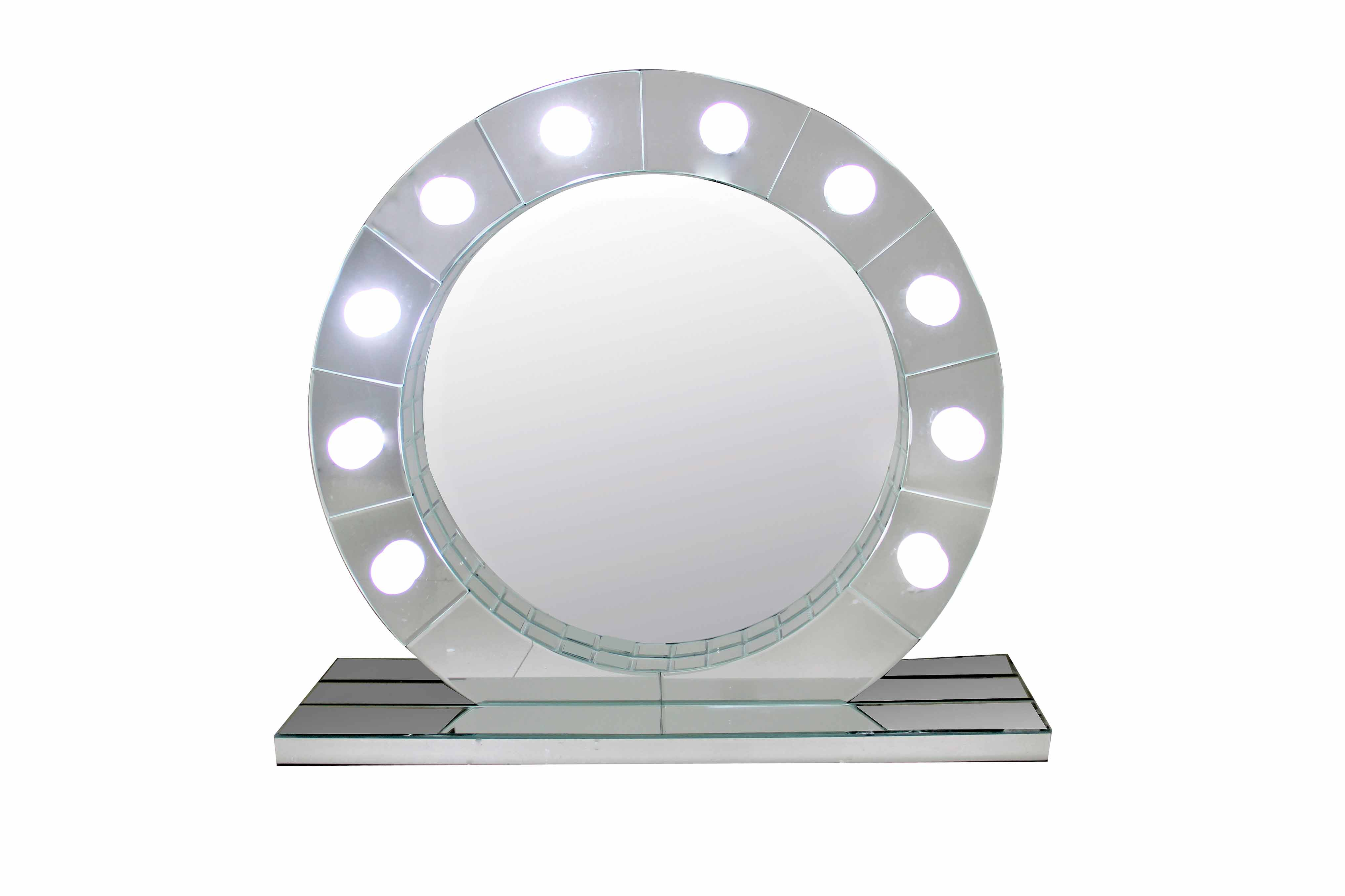 HOLLYWOOD DRESSER MIRROR