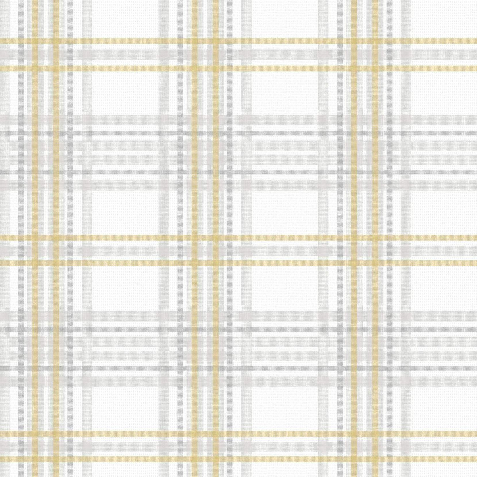 COUNTRY TARTAN GREY/YELLOW