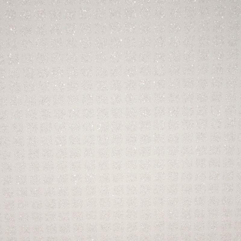 GLITTER CUBE PAILLETTE WHITE