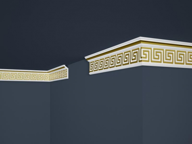 DECORATIVE MOLDING B-21G