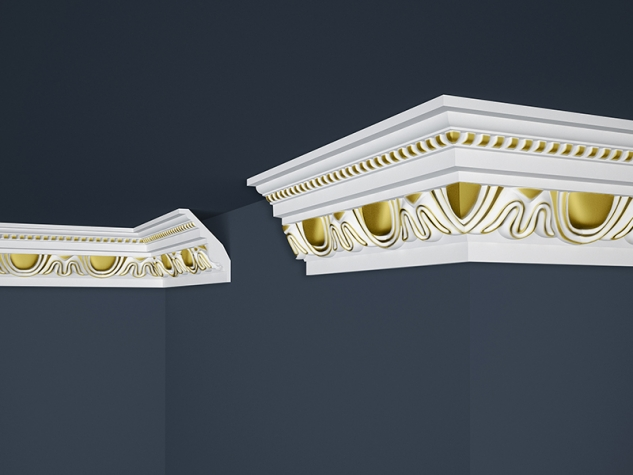DECORATIVE MOLDING B-24G