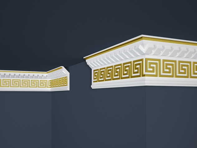 DECORATIVE MOLDING B-25G