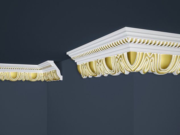 DECORATIVE MOLDING B-34G