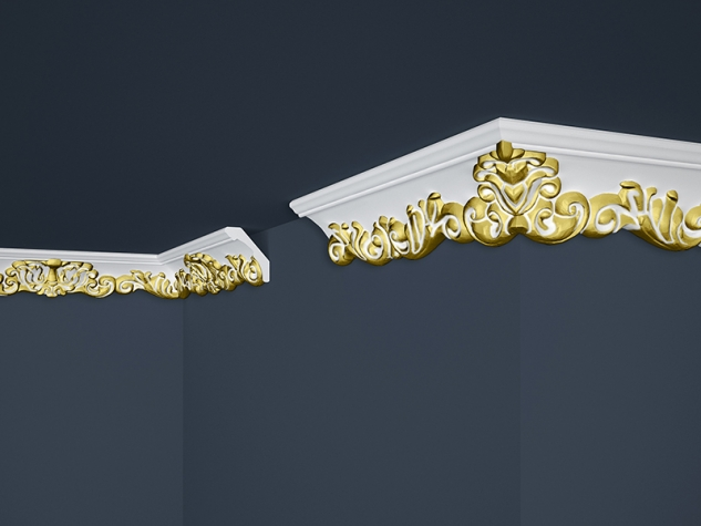 DECORATIVE MOLDING B-35G