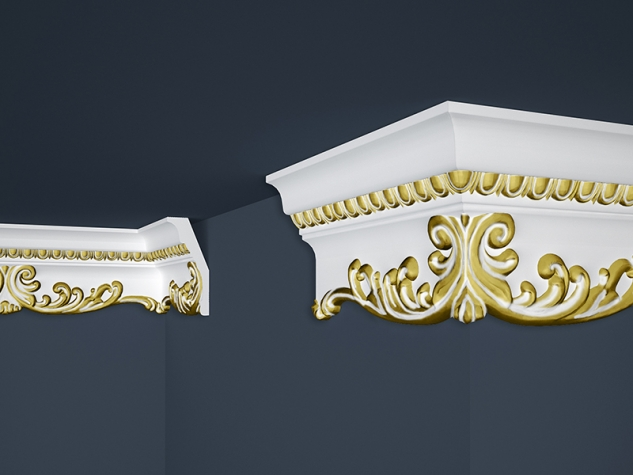 DECORATIVE MOLDING B-36G