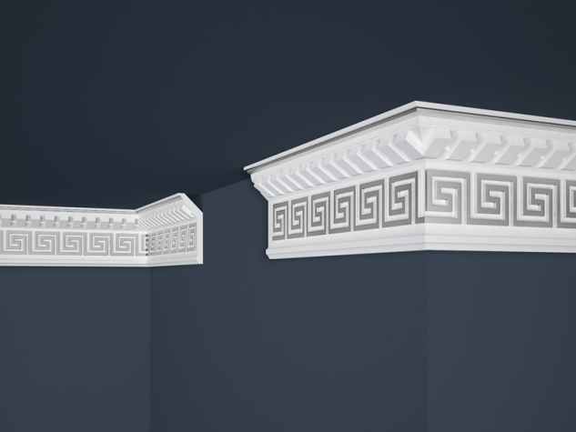 DECORATIVE MOLDING B-25SG