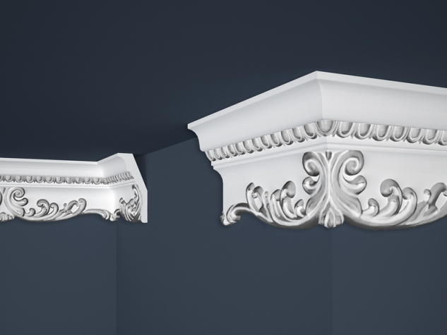 DECORATIVE MOLDING B-36S
