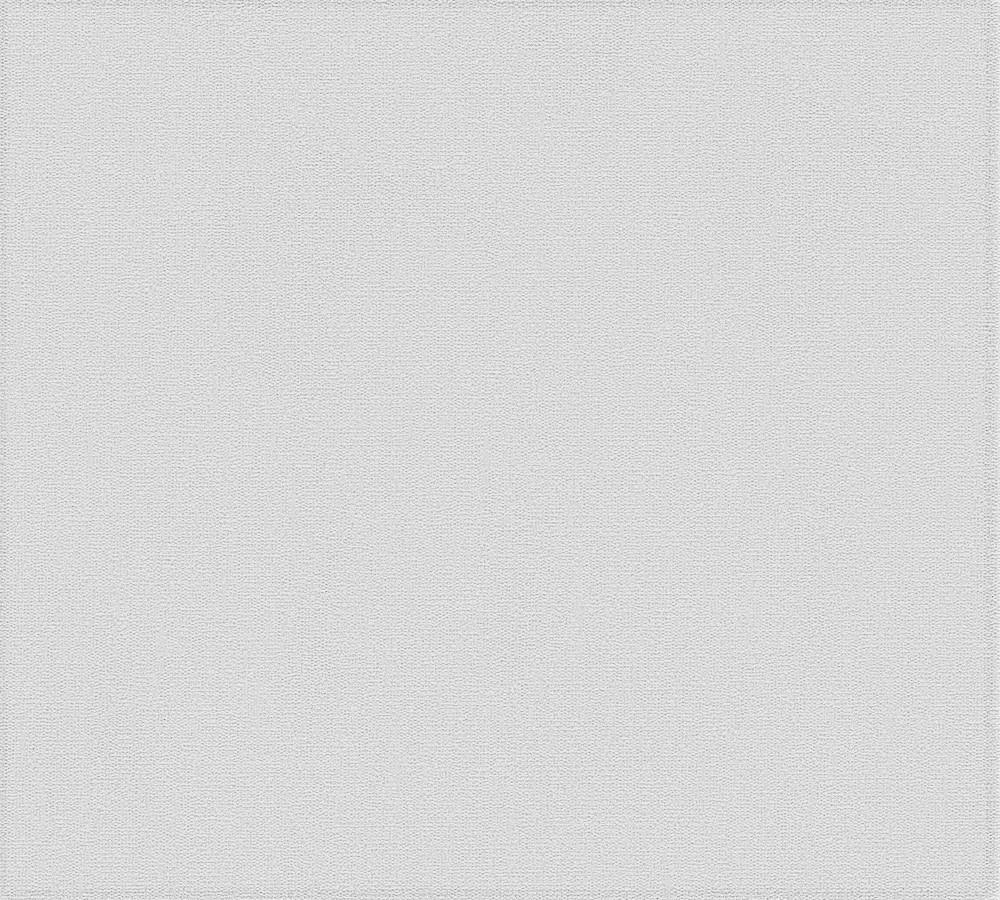 AS CREATION JEWEL SHIMMER PLAIN WALLPAPER-36877-3 SILVER