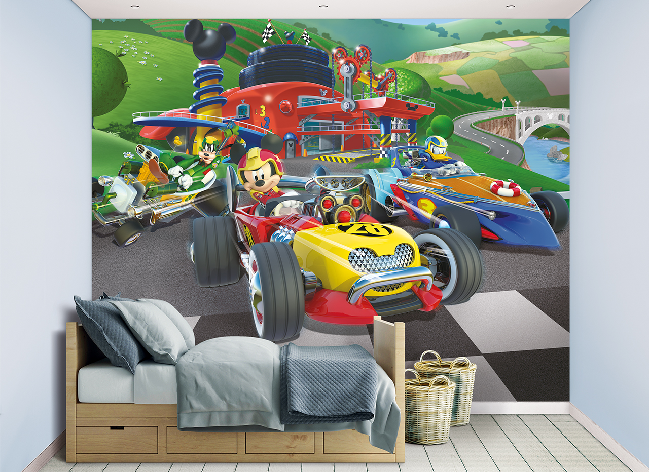 MICKY MOUSE ROADSTER RACERS