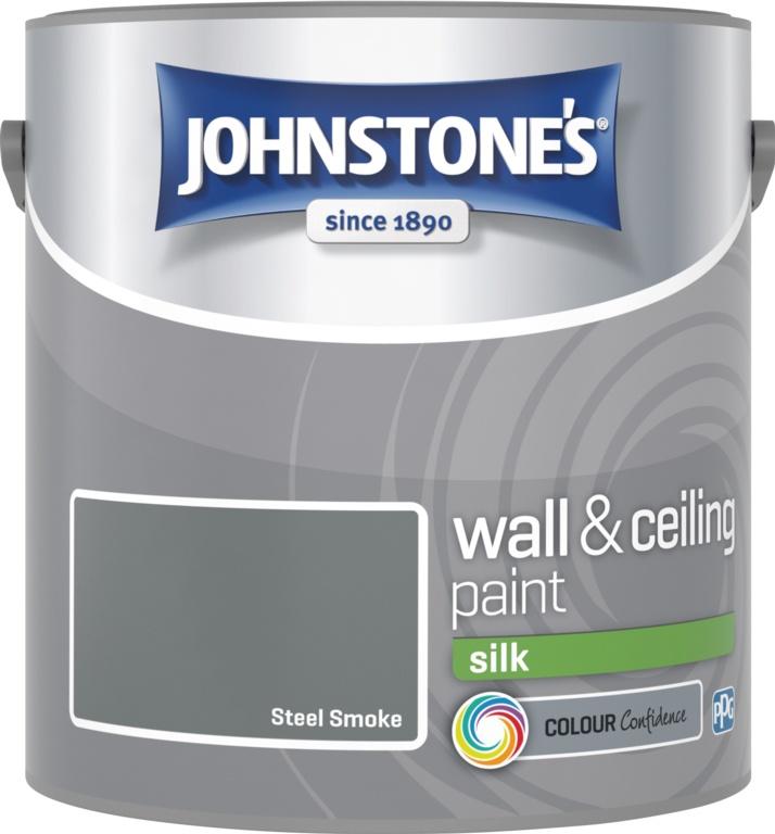 JOHNSTON STEEL SMOKE