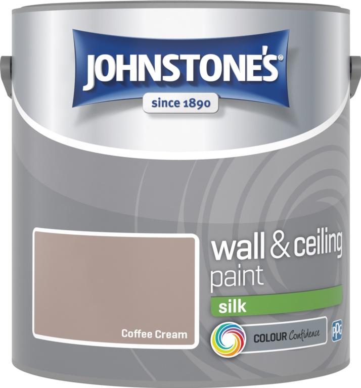 JOHNSTON COFFEE CREAM