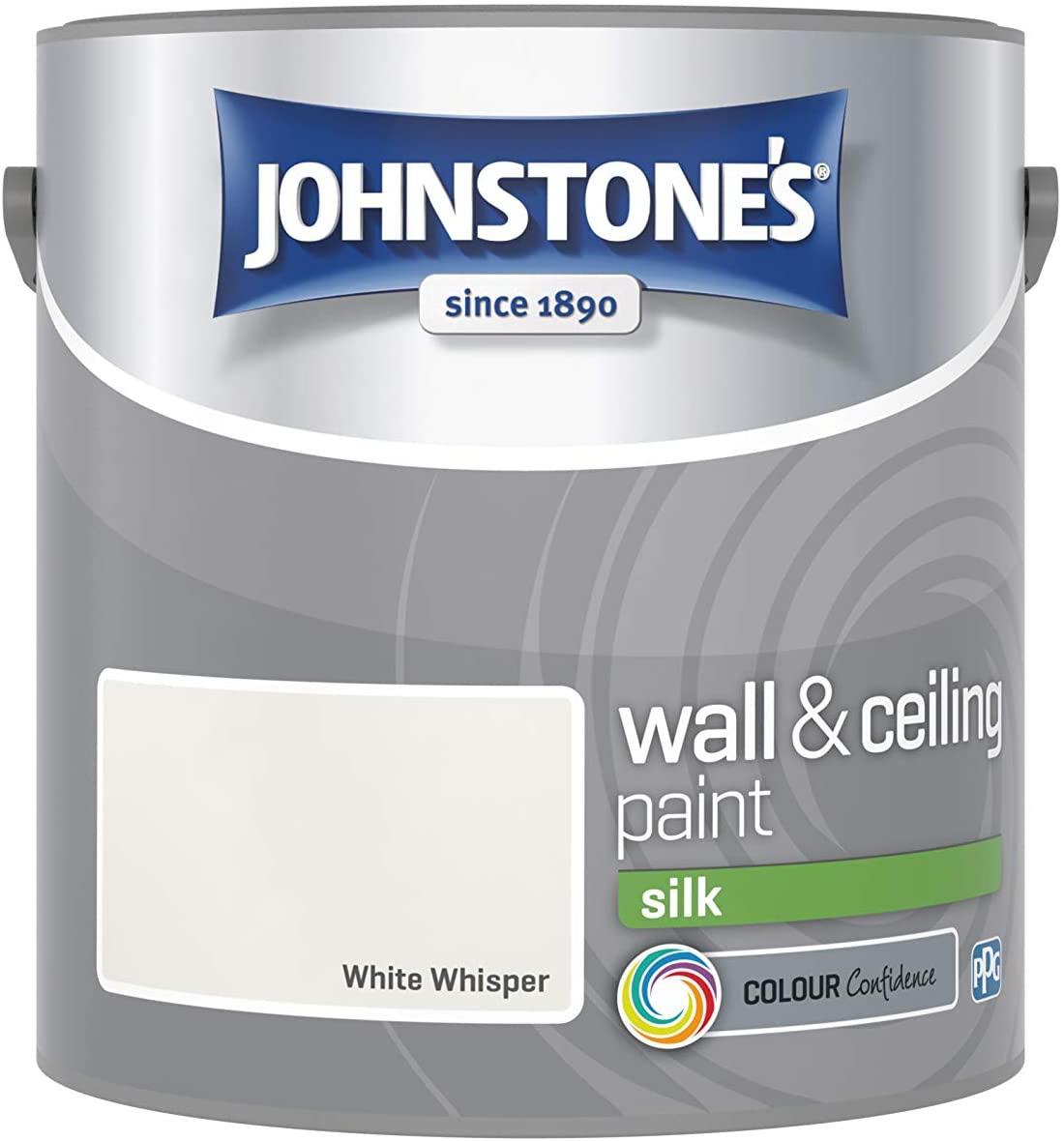 WHITE WISPER