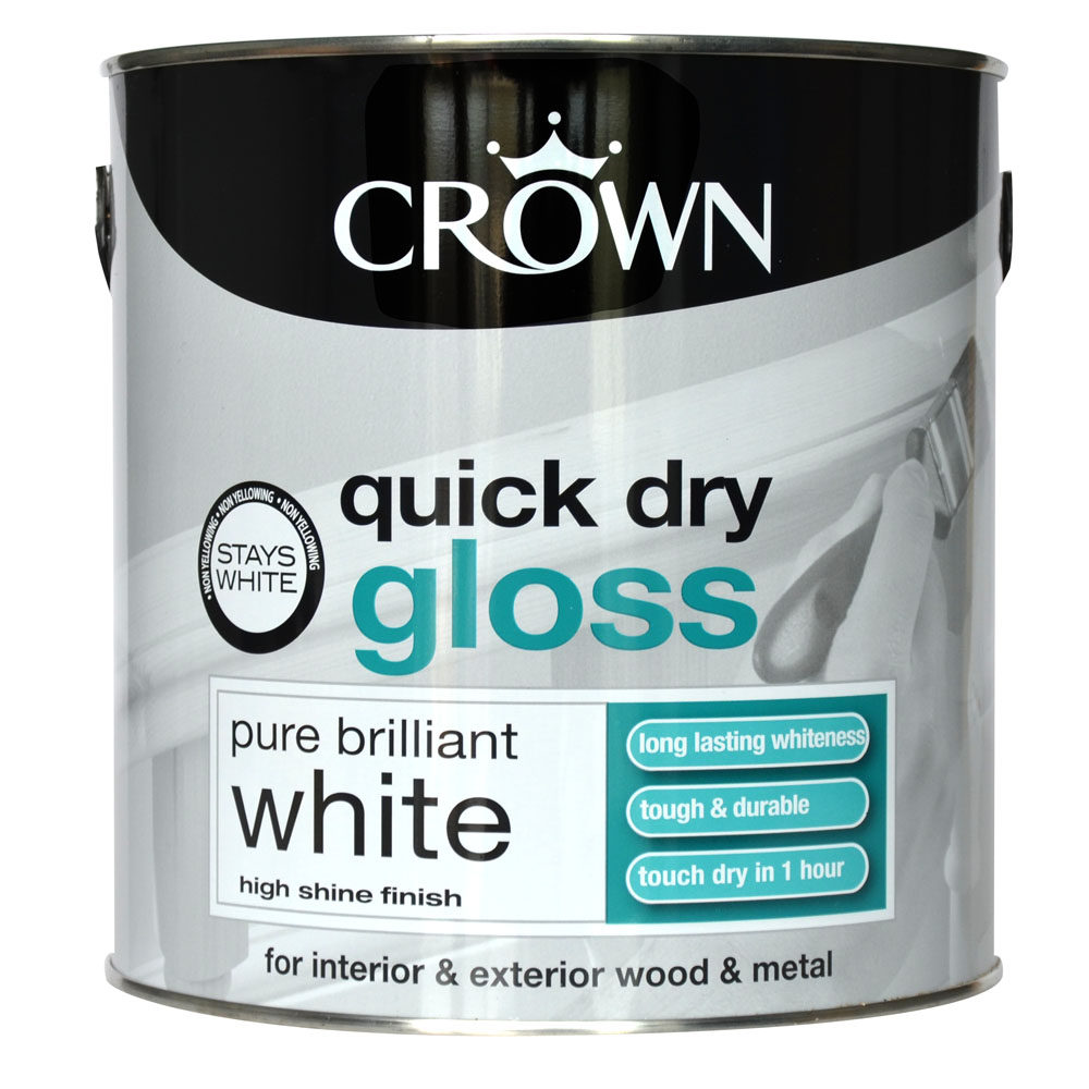 CROWN PURE BRILLIANT WHITE
