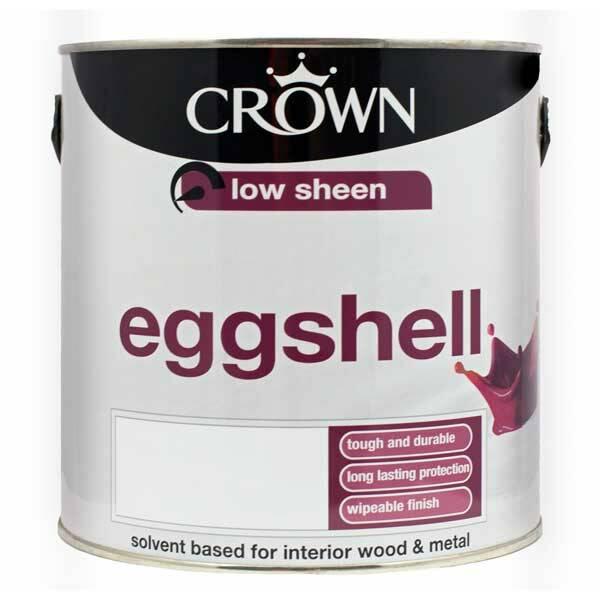 CROWN 750ML EGGSHELL