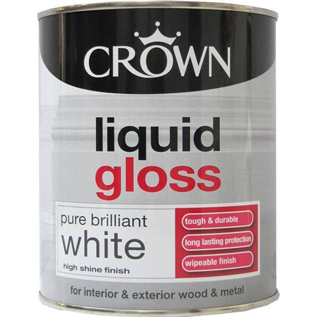CROWN LIQUID GLOSS 750ML