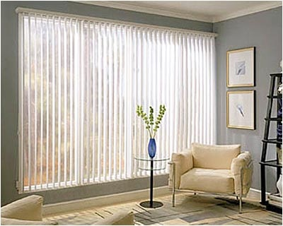 MADE TO MEASURE VERTICAL BLINDS FROM