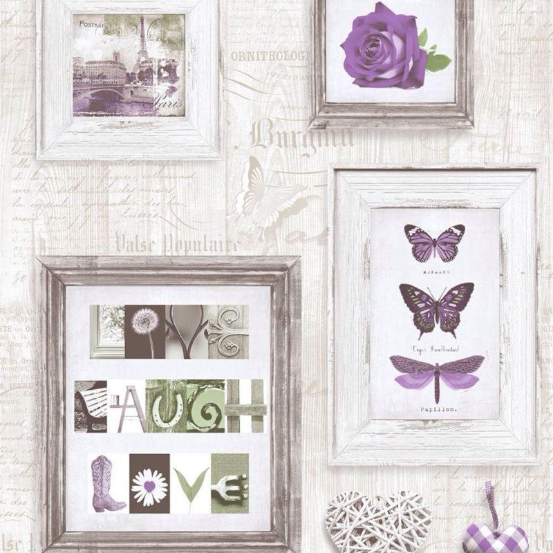 LIVE LAUGH LOVE PURPLE
