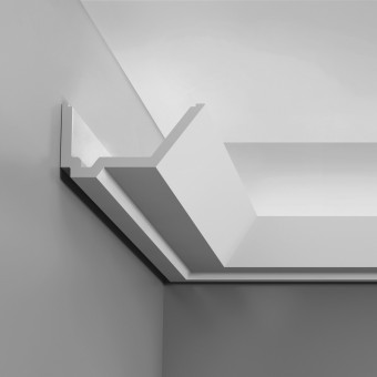 CORNICE MOULDINGS FOR INDIRECT LIGHTING