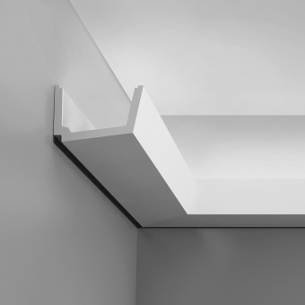 CORNICES MOULDINGS FOR INDIRECT LIGHTING
