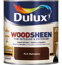 WOOD-SHEEN VARNISHES