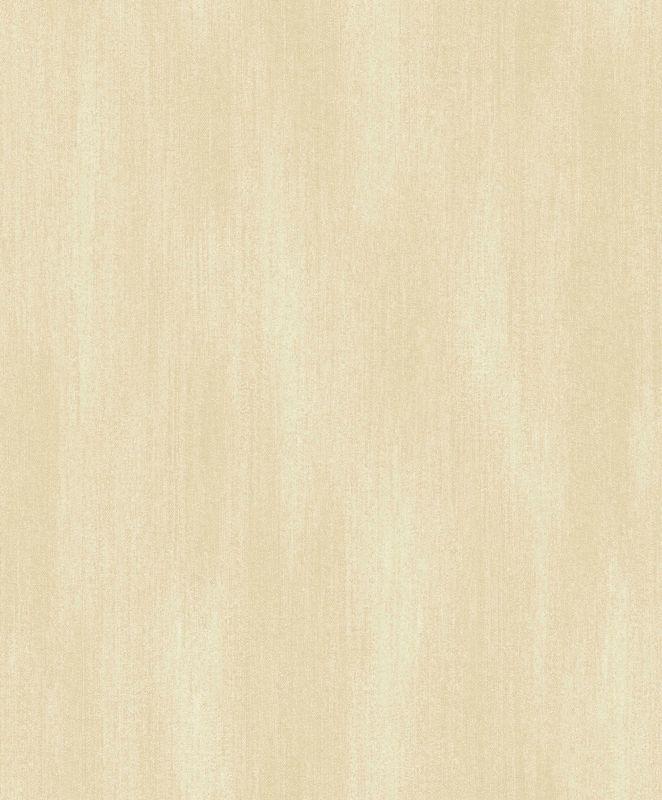 FABRIC GOLD PLAIN VINYL WALLPAPER