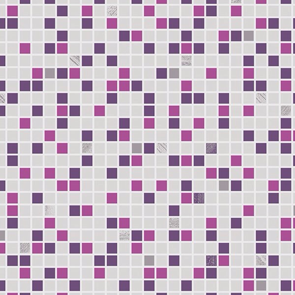 CHECKER VIOLET FUSCHIA