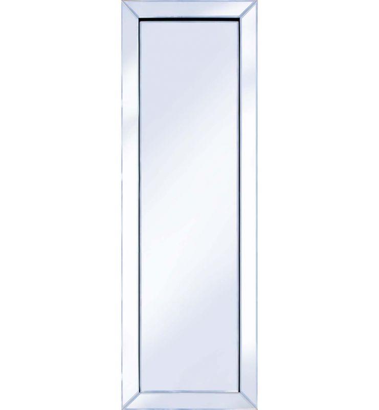 CLASSIC MITRE EDGE MIRROR SILVER 40X120