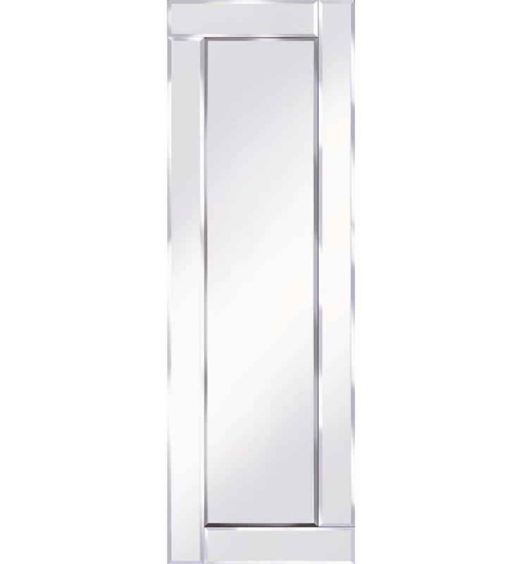 CLASSIC FLAT BAR MIRROR SILVER 40X120