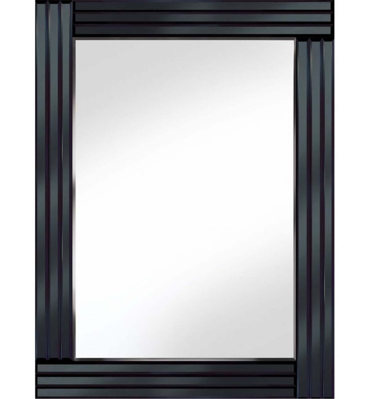 CLASSIC TRIPLE BAR MIRROR BLACK 60X80