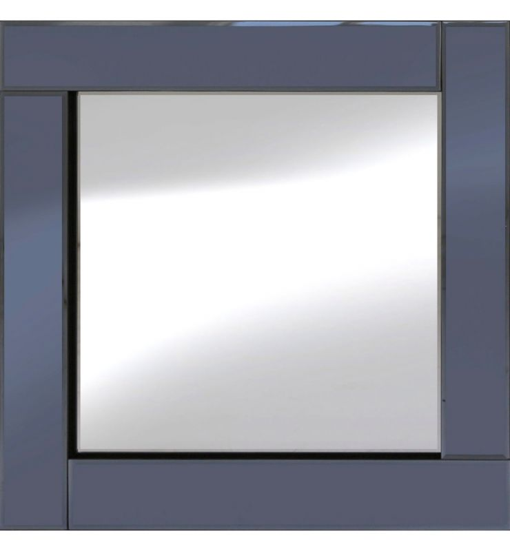 CLASSIC FLAT BAR MIRROR SMOKE 60X60CM