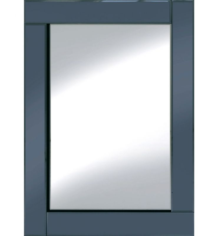 CLASSIC FLAT BAR MIRROR SMOKE 60X80CM