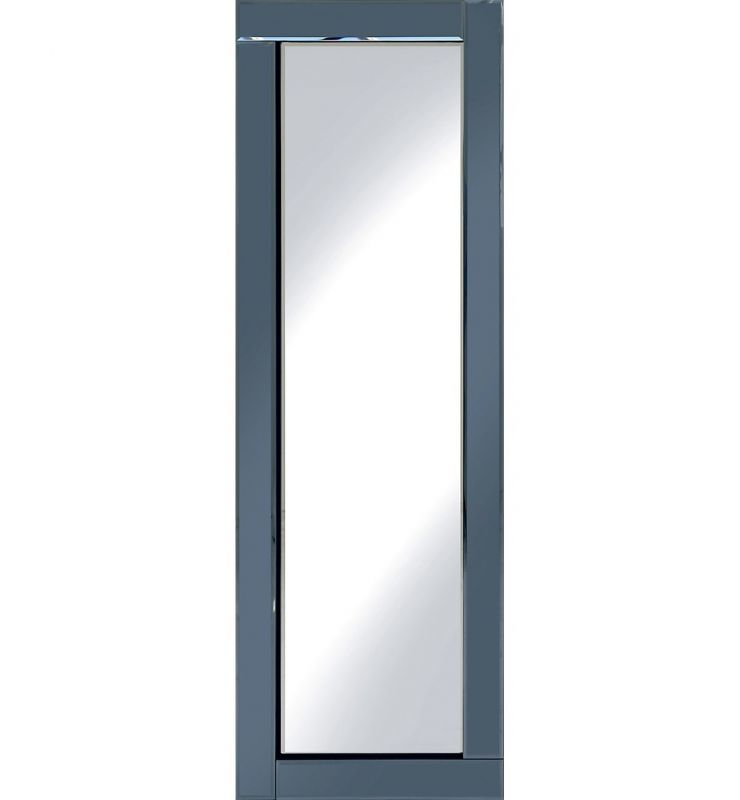 CLASSIC FLAT BAR MIRROR SMOKE 120X40CM