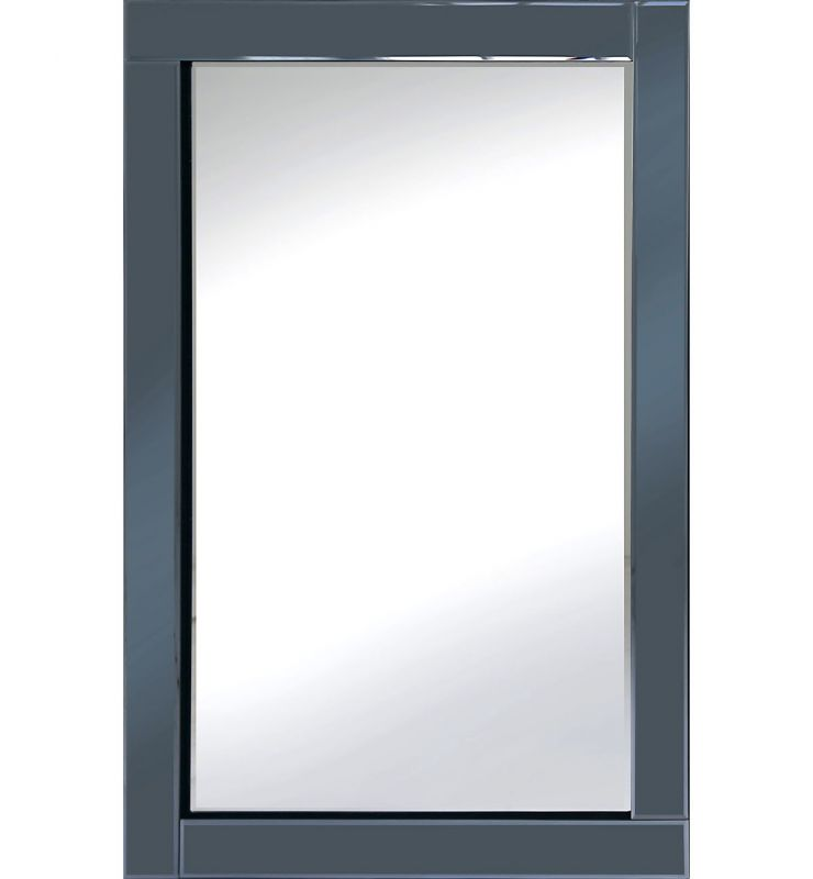 CLASSIC FLAT BAR MIRROR SMOKE 120X80