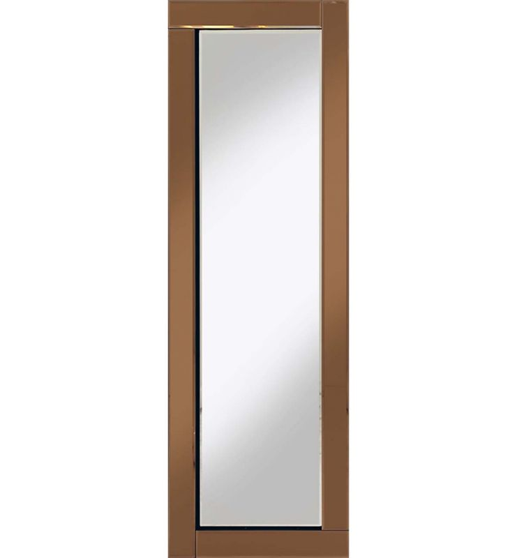 CLASSIC FLAT BAR MIRROR BRONZE 120X40CM