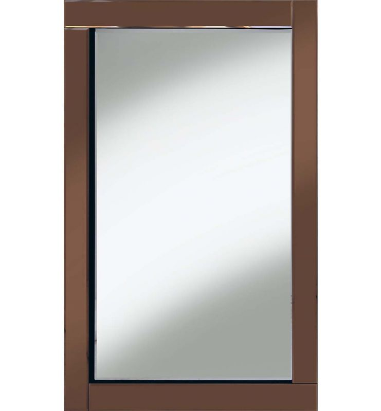 CLASSIC FLAT BAR MIRROR BRONZE 120X80