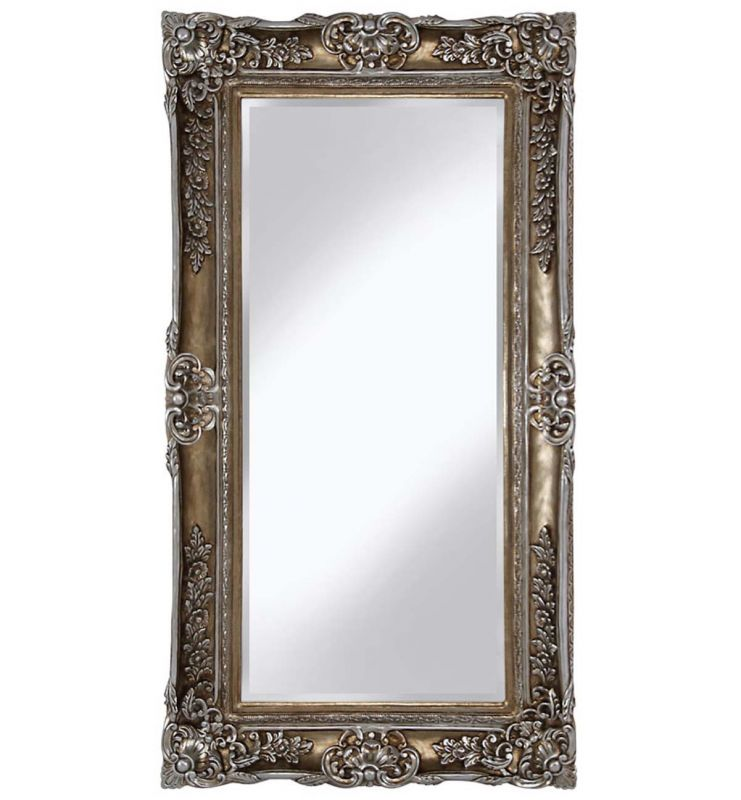SCROLL MIRROR CHAMPAGNE 89X169CM